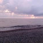 Немного октябрьского моря