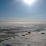 Пробуждение северной природы. Озеро Имандра