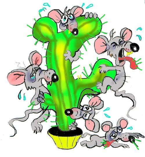 Мыши плакали, но жрали кактус - критикан