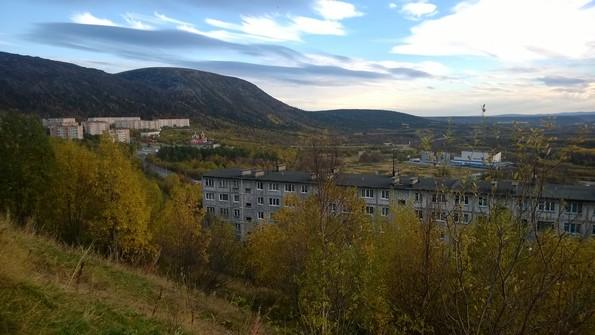 Кировск Мурманская область фото