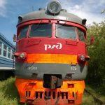 Кладбище поездов (Ростов-на-Дону)