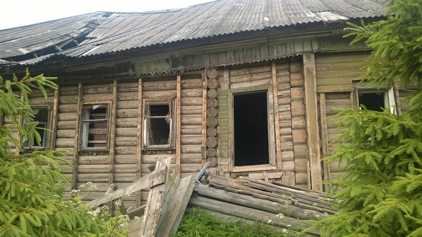 Дом в селе Бабаево