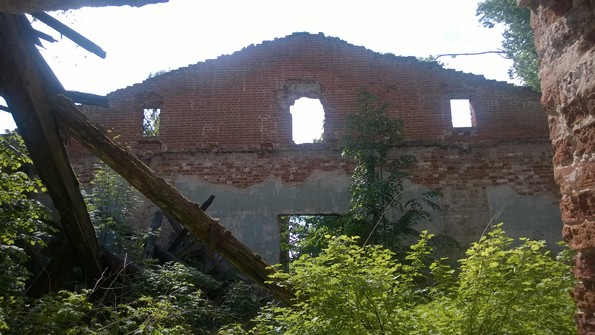 церковь Казанской иконы Божией Матери в селе Григорково