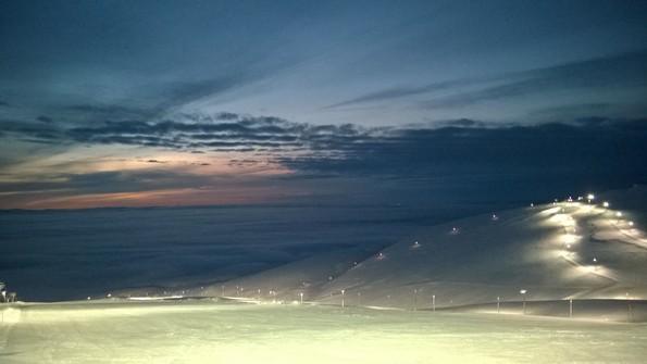 Кировск горнолыжный курорт BigWood