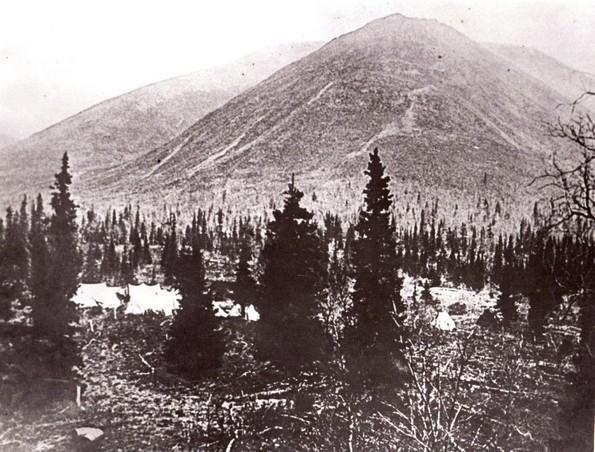 Кольский полуостров - история Хибиногорска