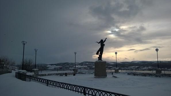 Ждущая Мурманск