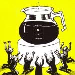 Вы стали кофеманом, если…