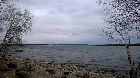 озеро Имандра фото