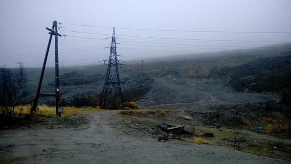 Город Кировск Мурманской области фото
