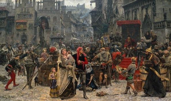 Средние века - полезные ссылки, быт, костюмы