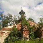 Заброшенные церкви России: Ярославская и Вологодская области