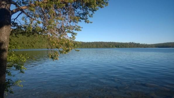 Озера Кольского полуострова - Имандра