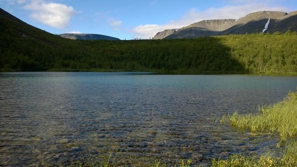 Озеро Сейтесъявр